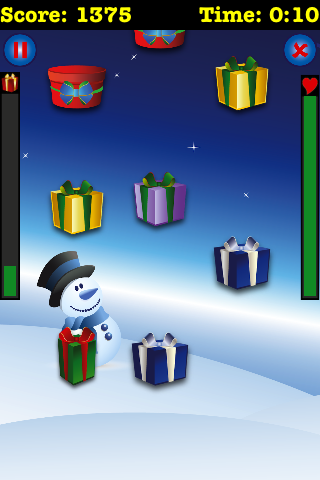 Screenshot Tap Christmas