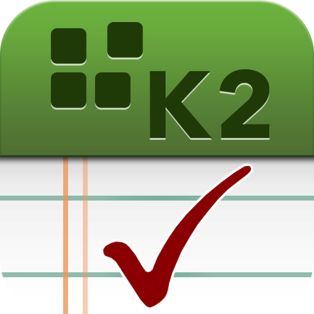 K2 Task List